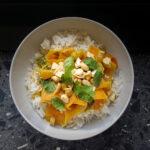 Curry mit PakChoi